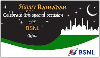 BSNL STV 786 Ramzan Mubarak 2016 Special Offer