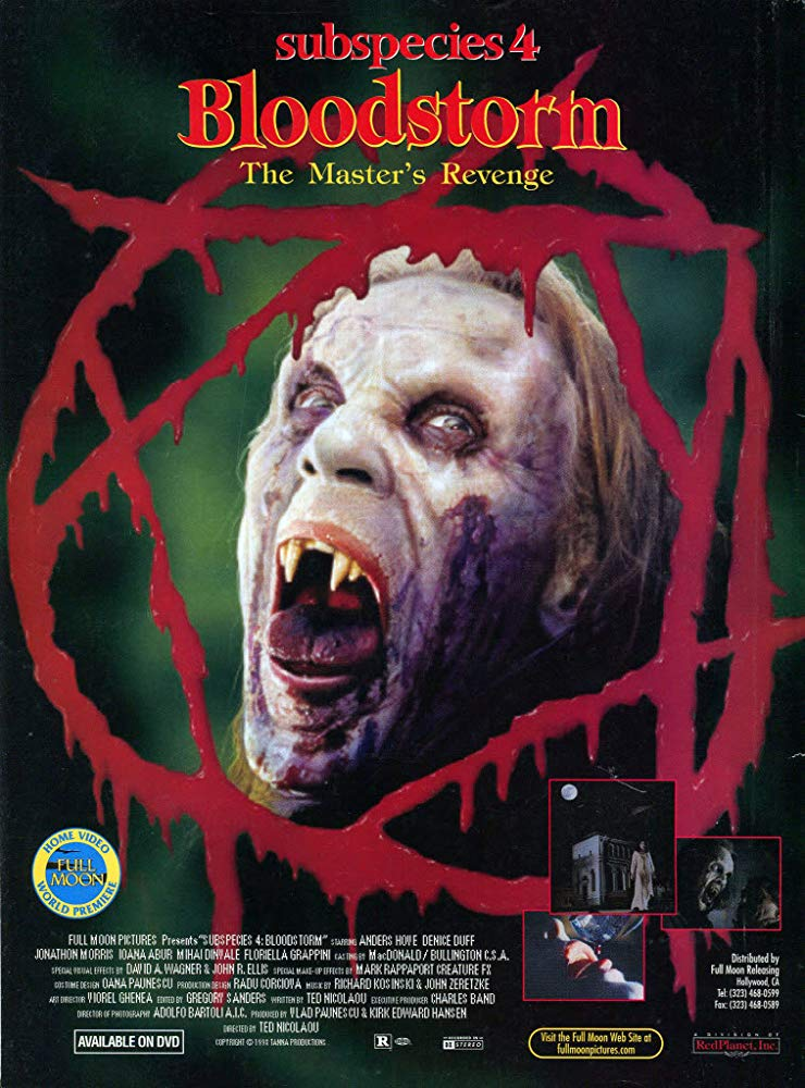 Subspecies: The Awakening(1998)