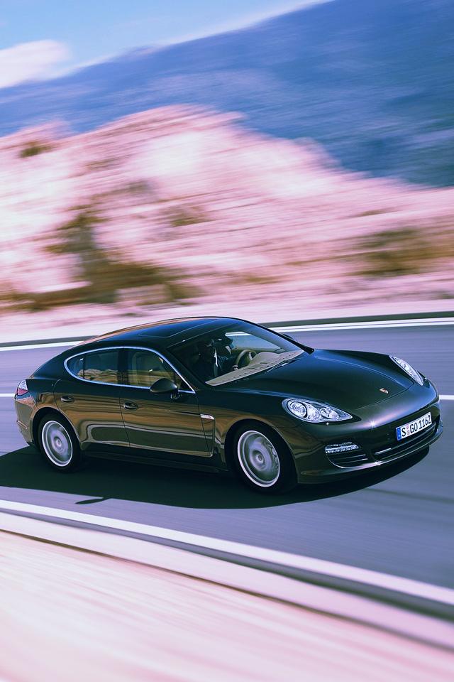 Iphone Wallpapers Pictures Porsche Panamera
