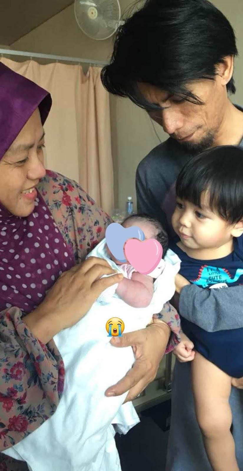 Me Mine Pengalaman Bersalin Anak Ketiga Alya Sarah Binti Fairudin