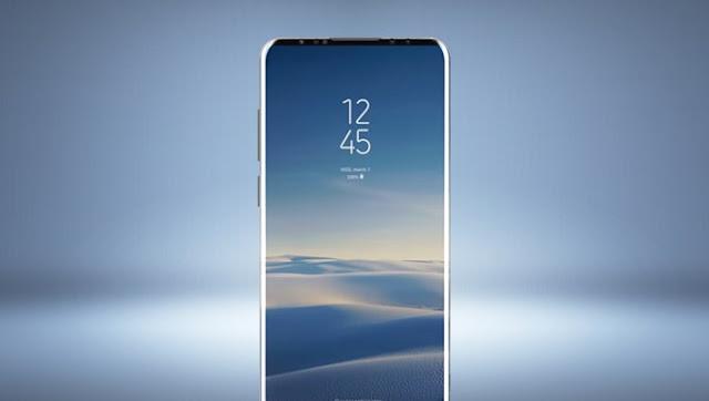 Rumor Samsung Galxy S10 Bakal Menambah Fingerpint Dalam Layar