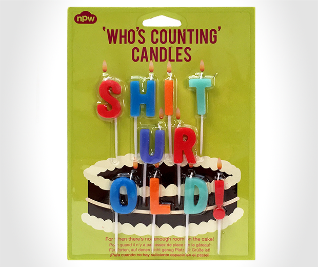 S**t Ur Old Candles