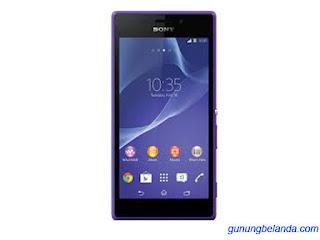 Cara Flashing Sony Xperia M2 LTE-A D2306