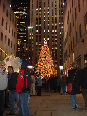 New York à Noël