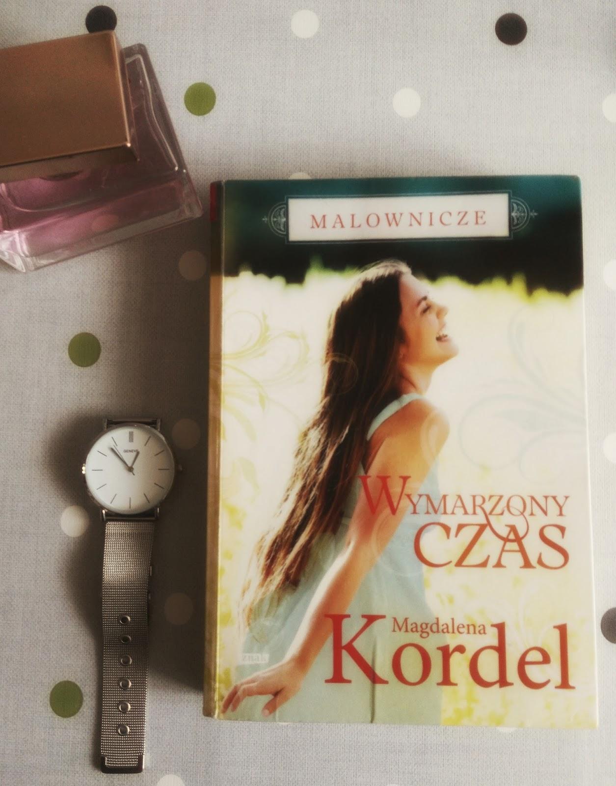 Wymarzony czas - Magdalena kordel - recenzja