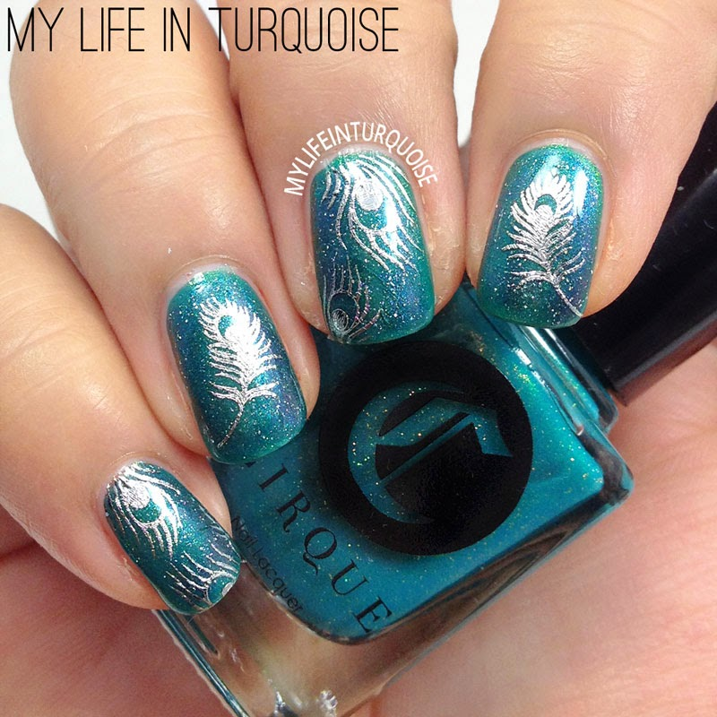 http://www.mylifeinturquoise.blogspot.ca/2014/09/31dc2014-day-13-animal-print-peacock-feathers.html