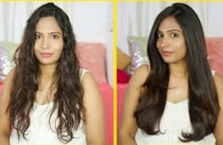 How I Style My Hair? ShrutiArjunAnand