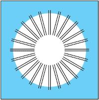 alat uji bagi penderita cacat mata astigmatisme