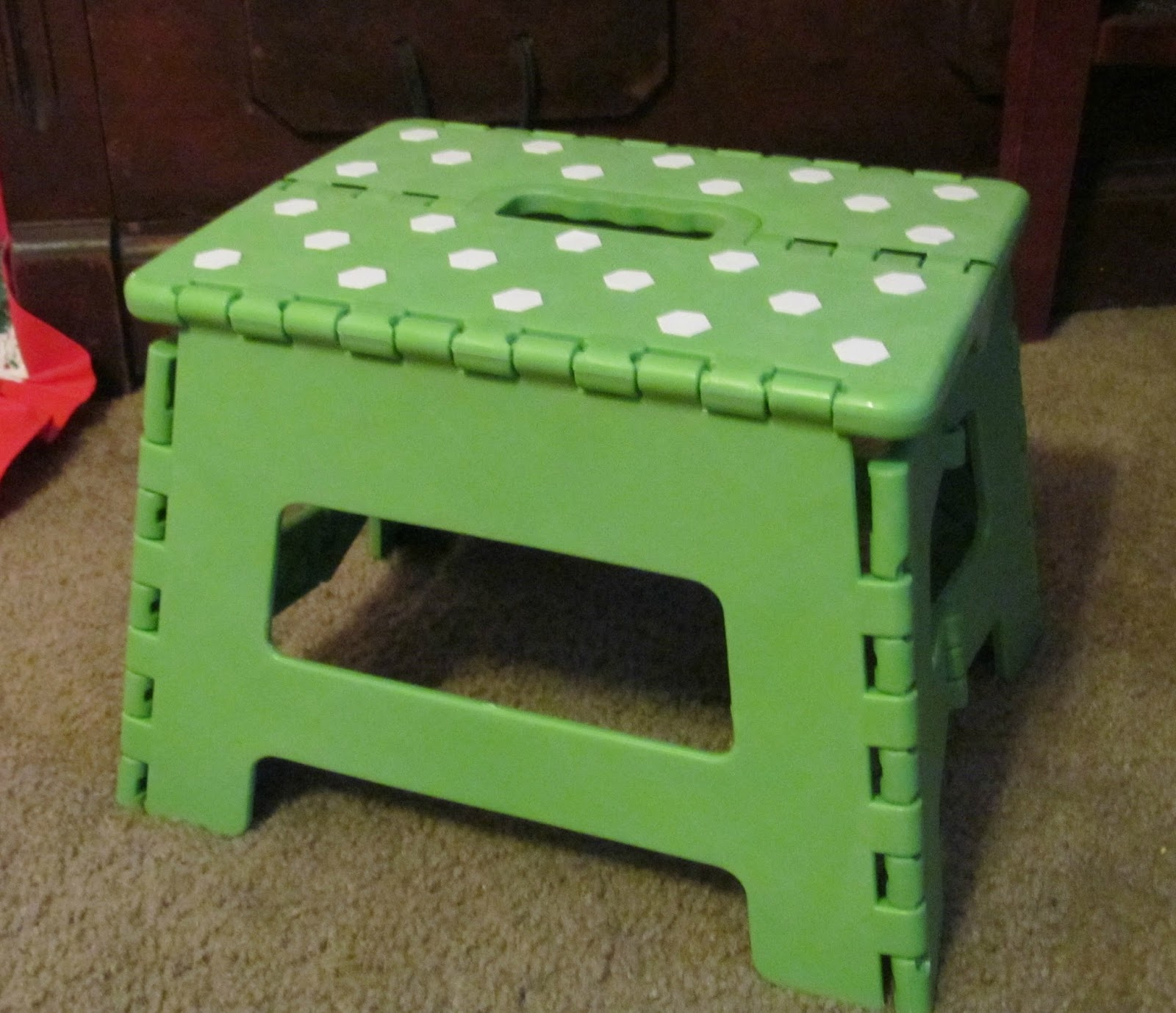 Fabulous The Ministers Wife Nice Little Folding Step Stool With Gmtry Best Dining Table And Chair Ideas Images Gmtryco