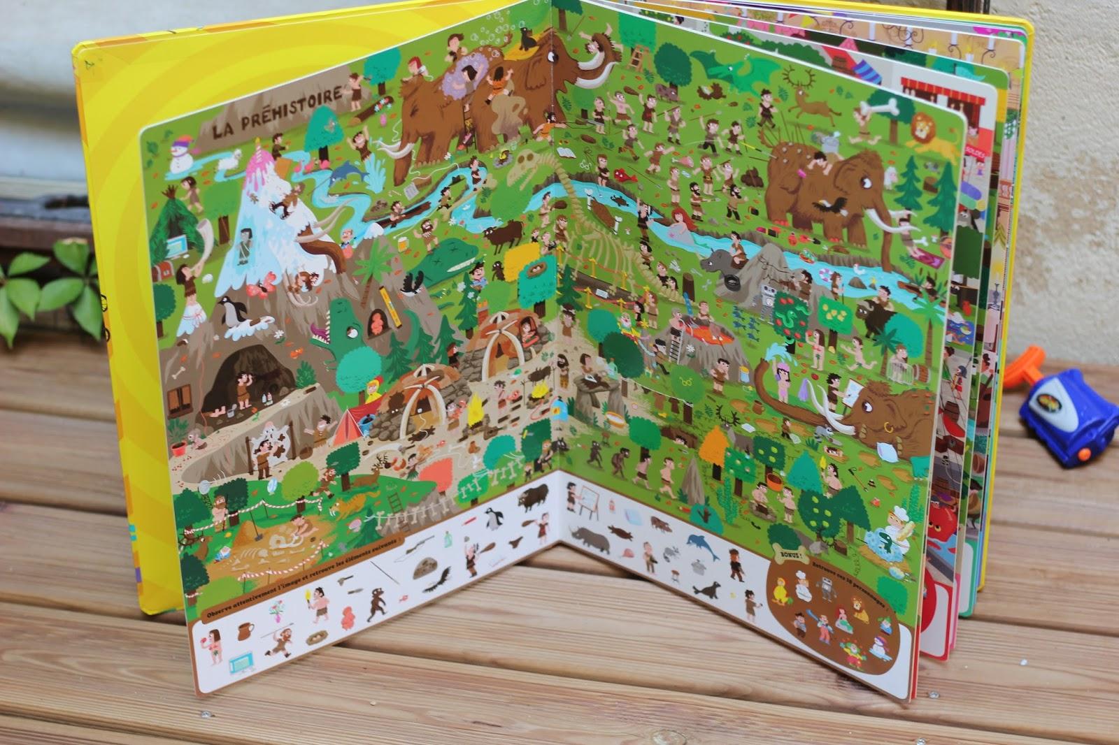 les livres jeux cherche et trouve nos coups de coeur une s lection de livres pour les. Black Bedroom Furniture Sets. Home Design Ideas
