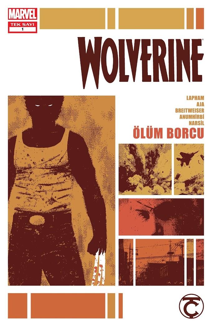 Wolverine: Ölüm Borcu [Tek Sayı]