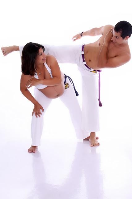 fotos em estudio para capoeira