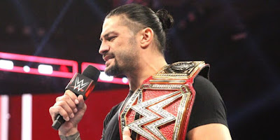 Roman Reigns Reveals His Leukemia Has Returned