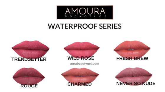 Waterproof Amoura