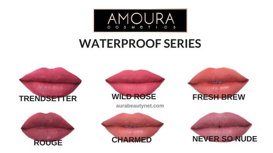 Waterproof Amoura