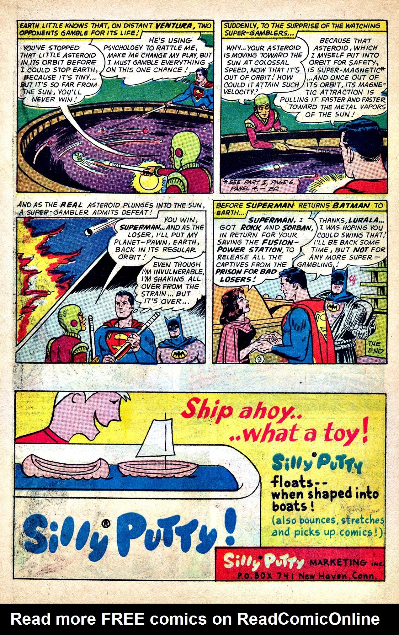 Read online World's Finest Comics comic -  Issue #150 - 22
