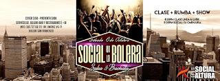 Social en la Bolera Vol. 1 | Salsa y Bachata en Bogotá