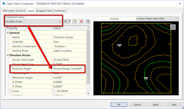Truncate your elevations in Civil 3D expressions from Autodesk
