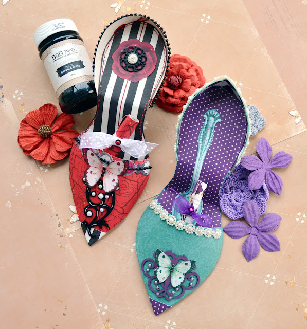 Land of Wonder_Shoes (Card Holders)_Denise_07 Oct 01