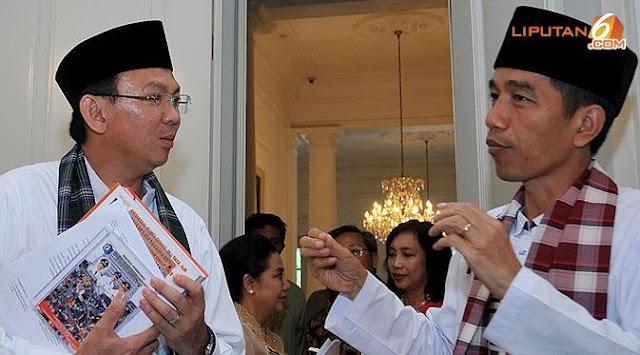 Ahok: Saya Akan Kejar Janji Jokowi-Ahok untuk Jakarta