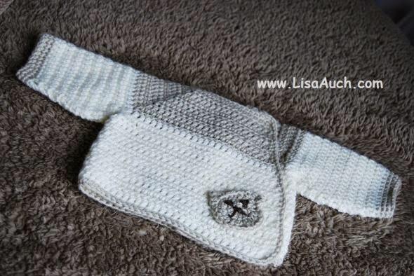 Easy Baby Crochet Cardigan Sweater Patterns Newborn 3 Months