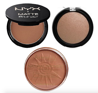 Best Drugstore Makeup bronzers
