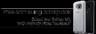 Samsung Backpack Bonus Promo Preorder Samsung Galaxy S7 dan S7 Edge