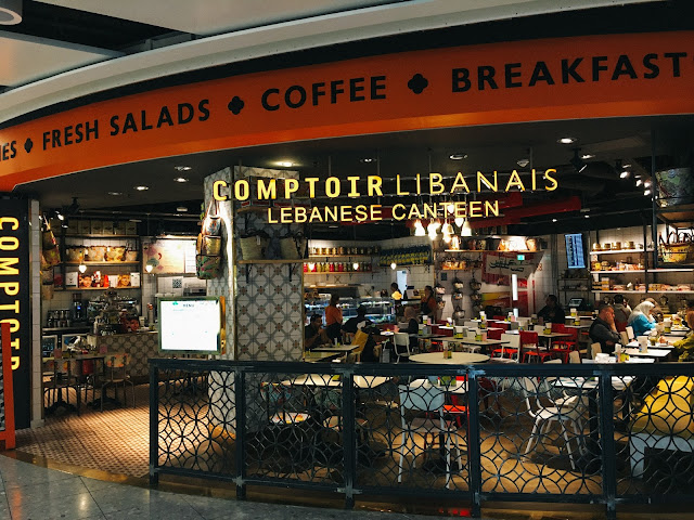ロンドン・ヒースロー空港(London Heathrow Airport) Terminal 4