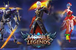 cara memasang skin mobile legend