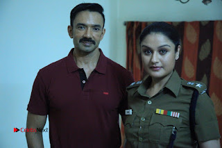 Vincent Asokan Sonia Agarwal Akhil Saran Nayana Starring Yevanavan Movie Stills  0029.jpg