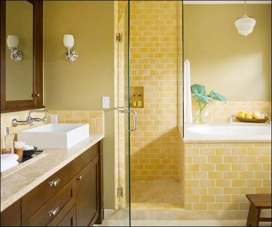 Room Design Ideas Arts And Crafts Bathroom Design Ideas