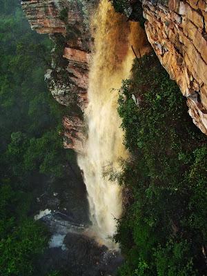 Cachoeira do Ferro Doido - Morro do Chapéu – BA