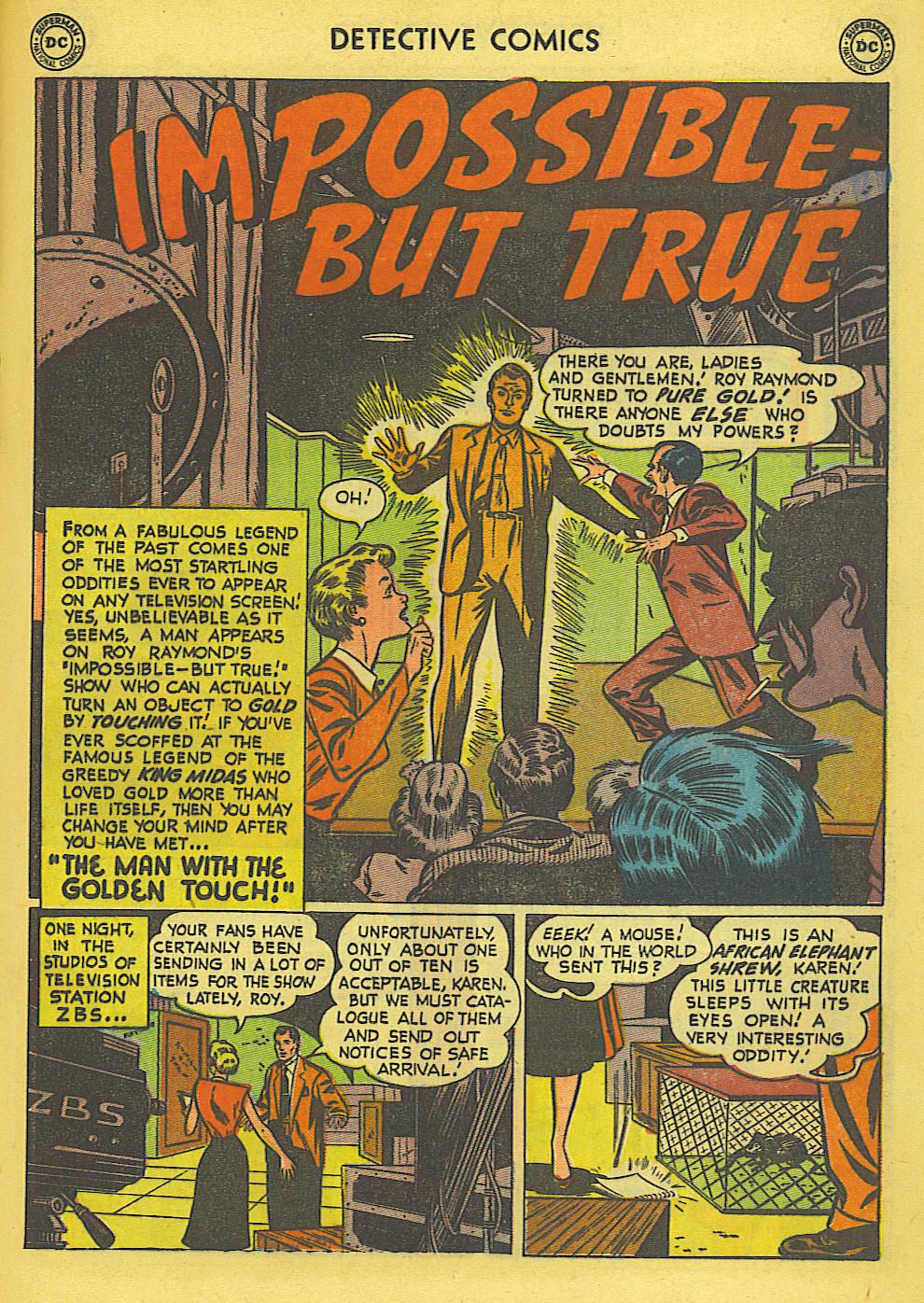 Read online Detective Comics (1937) comic -  Issue #173 - 26