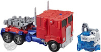 Hasbro Transformers Bumblebee Movie Nitro Series Optimus Prime