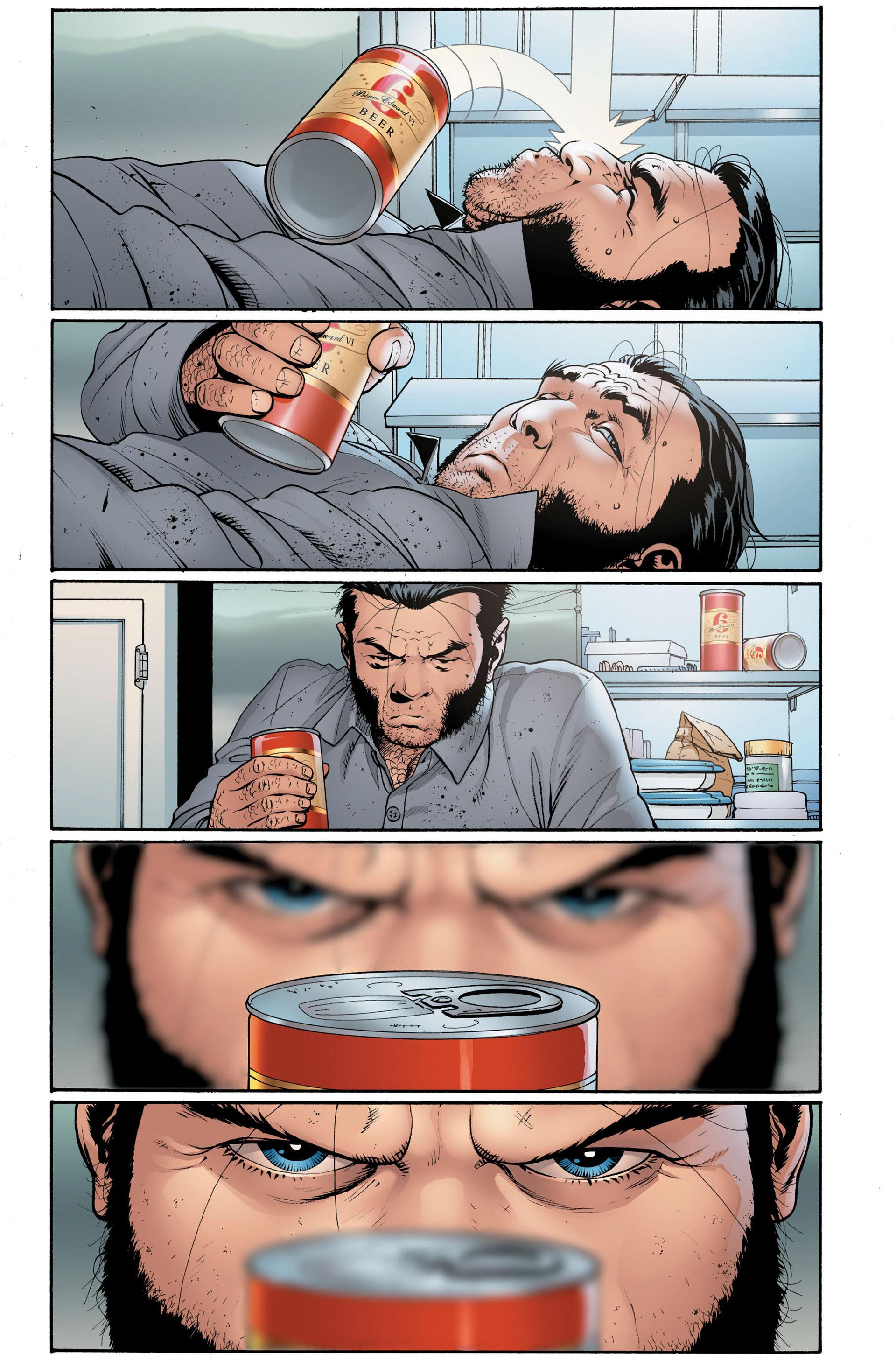 Read online Astonishing X-Men (2004) comic -  Issue #17 - 18