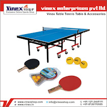 Table Tennis Table Equipment