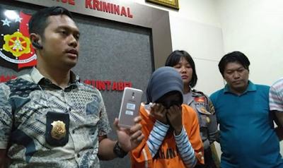 Viral Nyopet di Mall Boemi Kedaton (MBK), Lia Diciduk Polisi
