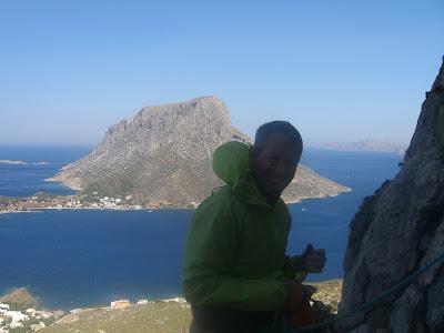 Kalymnos climbing courses