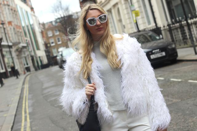 london fashion week street style accessories