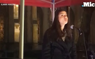 Η ελληνίδα μετανάστρια στο Λονδίνο και η συγκλονιστική ομιλία