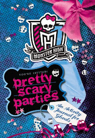 Monster High Pretty Scary Parties: An Activity Journal for Ghouls Book Item