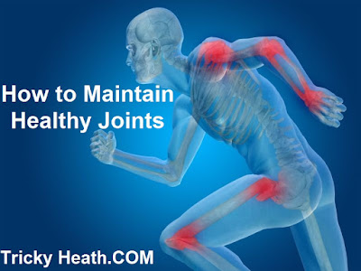 Health Care Tips How to Maintain Healthy Joints