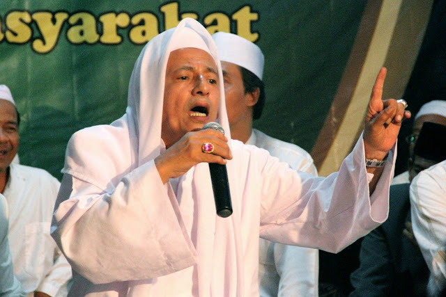 Habib Luthfi bin Yahya: Nabi Muhammad Sangat Nasionalis dan Ajarkan Nasionalisme