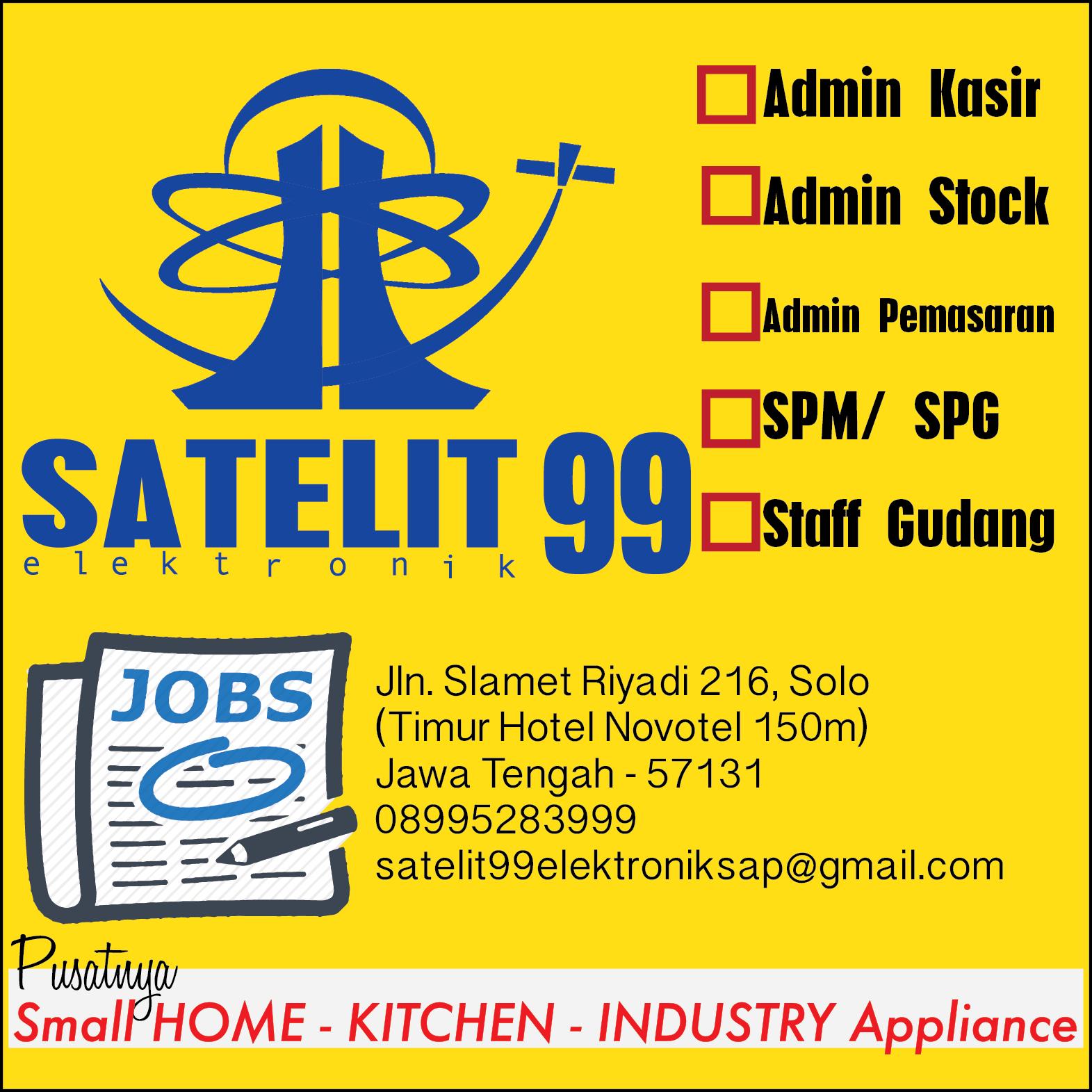 satelit 99 elektronik