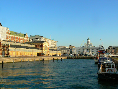 Imagini Finlanda: portul Helsinki