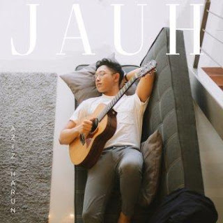 Lagu ini masih berupa single yang didistribusikan oleh label Universal Music Malaysia  Lirik Lagu Aziz Harun - Jauh