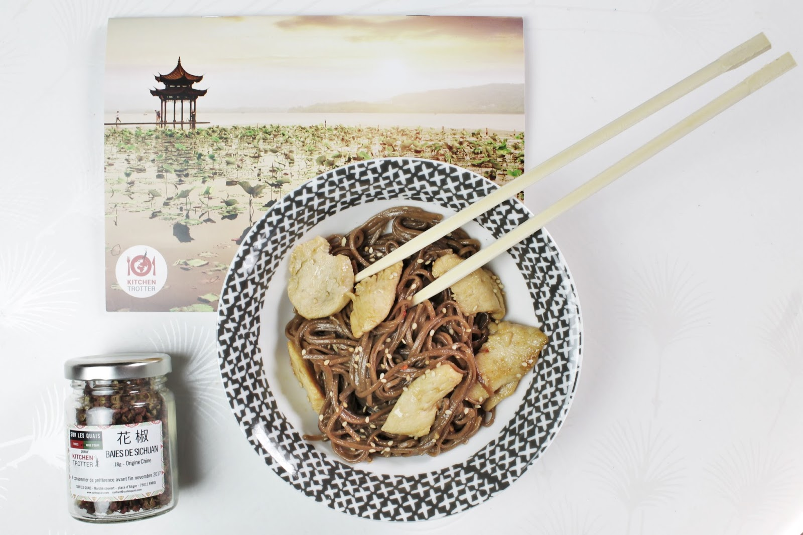 kitchen trotter kitchentrotter cuisine box food chine voyage abonnement