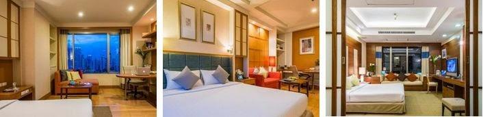 Jasmine Executive Suites Hotel (Jasmine City)
