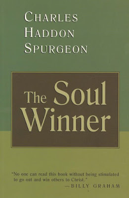The Soul WInner by Charles Spurgeon on Daily Favor Blog