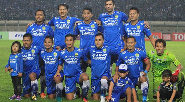 Persib Bandung Bertekad Rajai Asia